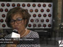 Intervista ad Antonella Sacco - Vibo Valentia in Festa 2019