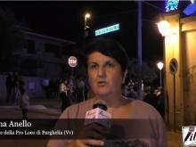 Intervista a Cristina Anello - Festa in Paese a Fìtili di Parghelia