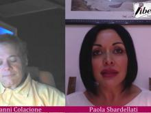 #Covid19 - Liberi a...casa!  Attacchi di panico - Conversazione con Paola Sbardellati