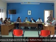 Relazione in Consiglio Comunale del Sindaco Raffaele Pane - GiroE Partenza da Scigliano
