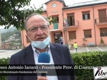 Intervista a Francesco Antonio Iacucci - Celebrazione del Bicentenario del Comune di Bianchi