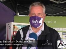 Roberto Salvador, Direttore Giro - Giro E 4° Tappa: Scigliano - Camigliatello