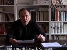 """Giancarlo Calciolari - """"Anoressia intellettuale"""""""