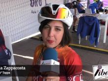 Giro E 2021 - Intervista a Valeria Zappacosta - Tappa 9