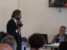 """Athos De Luca, Consigliere PD al Municipio RMX - """"Erosione alla foce del Tevere"""""""