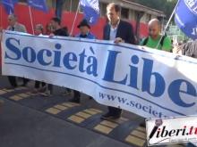 Serena Angioli - XI Marcia per la Libertà dei popoli oppressi