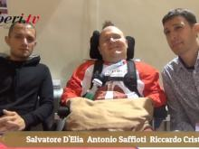 Salvatore D'Elia, Antonio Saffioti e Riccardo Cristiano - Chi ci capisce (a noi due) è bravo! - Respirare! - 4 maggio 2019