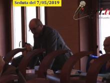 Fulvio Giuliano (Fratelli d'Italia) - Seduta del Consiglio Municipale Roma VII del 7/05/2019. Parte 1 di 2
