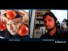 A Tavola Con Giancarlo Calciolari - Conversazione con il noto psicanalista e cuoco protagonista delle trasmissioni di Liberi.tv
