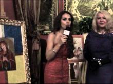 Aida Abdullaeva - Serata di beneficenza organizzata dall'ONPS 11/12/15