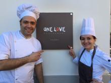 """Intervista allo chef Alan Foglieni, titolare con Nafi Dizdari del ristorante  """"One Love"""" di Bergamo"""