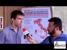 Intervista a Alberto Franzé. The Mosler-Barnard 2013 MEMMT Tour a Montalto Uffugo (Cosenza) 10/06/13