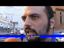 #IoStoConMarino - Aldo Benassi, Consigliere SeL al Municipio Roma VII