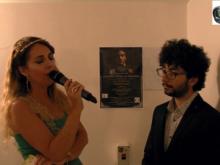 Alessandro Bartoloni - L'ATTORE, L'UOMO E LA MASCHERA - Conferenza Stampa