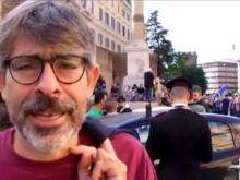 Alessandro Capriccioli, Segretario di Radicali Roma - XX Settembre 2015, 145° anniversario Breccia di Porta Pia