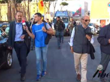 Intervista ad Alessandro Manna (ALDE) - X Marcia internazionale per la Libertà