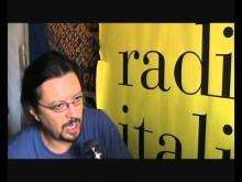 Intervista ad Alessandro Massari - Comitato Nazionale di Radicali Italiani 28/07/12