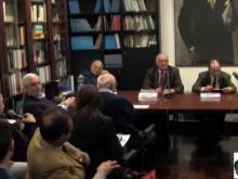 Alessandro Massari - Domande dal pubblico - Apertura dei Corsi 2015 della Scuola di Liberalismo della Fondazione Einaudi