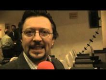 Intervista ad Alessandro Massari - XII Congresso di Radicali Italiani