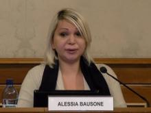 """Alessia Bausone - """"Malamore. Quando il male marchia il ventre delle donne"""" Umberto Soletti Editore"""