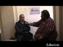 Intervista ad Alessio Di Carlo, Segretario dell'Associazione Radicali Abruzzo - XIII Congresso Radicali Italiani
