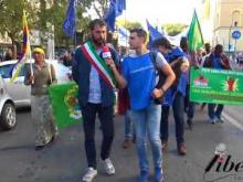 Intervista ad Alessio Nisi (Comune di Campagnano) - X Marcia internazionale per la Libertà