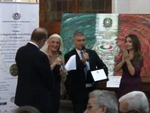 """Alfonso Pecoraro Scanio - Premio """"Le Ragioni della Nuova Politica"""" XV edizione 2017"""