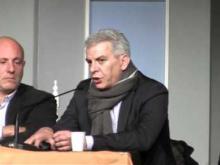 """Alfonso Sabella -  """"LA NOTTE DI ROMA"""" (Einaudi) di C. Bonini e G. De Cataldo"""