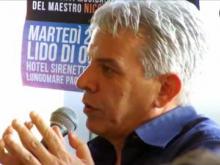 """Alfonso Sabella - Presentazione di """"LA LISTA"""" di Lirio Abbate Ed. Rizzoli"""