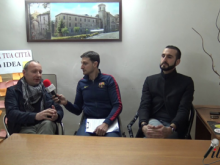 Intervista su rete RE.A.DY a San Giovanni in Fiore (CS)