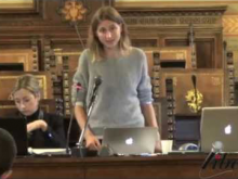 Alice Troise, Insegnante scuola secondaria - IX Congresso Ass. Radicale Certi Diritti