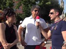 Cosenza Pride 2017. Intervista ad Amedeo Pingitore & Rossana Castriota - Psicologi