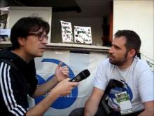 3° Festa della Semina - Bari. Intervista ad Andrea Trisciuoglio (Associazione Luca Coscioni)