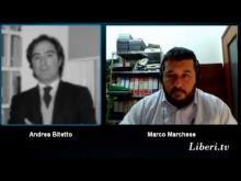 Spazio Società Libera con Andrea Bitetto del Consiglio Direttivo di Società Libera 31/01/14