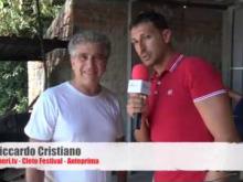 Anteprima Cleto Festival 2017 - Intervista ad Andrea Formica (Chef)