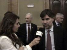 Andrea Olivero, Vice Ministro alle Politiche agricole - Varo della nuova Giunta della Città dell'Olio