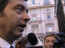 """Andrea Orlando - """"A subito"""": piazza Navona saluta Marco Pannella"""