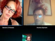 """""""La sicurezza del sangue in Italia/Europa"""" Con Andrea Spinetti e Sandra D'Alessio"""