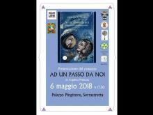 """Intervista a Angelina Pettinato sul suo Romanzo """"Ad un passo da noi"""" – Serrastretta (Cz) 6 maggio 2018"""