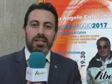"""Giuseppe Colosimo – Intitolazione Tribuna """"Angelo Colosimo"""" (Soveria Mannelli)"""