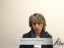 Intervista ad Annamaria Cardamone - Sindaco di Decollatura (Cz). Ferrovia Soveria Mannelli - Catanzaro
