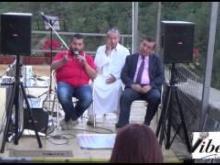 Un momento del dibattito a San Giovanni in Fiore