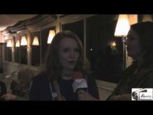 Avv. Antonella Sotira e Maria Grazia Ansaldi dal Crowne Plaza Hotel - Elogio della Bagna Caòda 31/01/2014