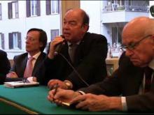 """Presentazione del libro """"Sempre Daccapo"""" di Fausto Bertinotti - Antonino Battiati, professore e avvocato"""