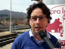 La maratona ferroviara 2016 a Soveria Mannelli - Intervista ad Antonio Abbruzzese (Pro Loco Soveria Mannelli)