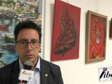 Intervista ad Antonio Abbruzzese - Evento Regionale degli Artisti a Soveria Mannelli