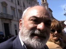 """Antonio Borrelli - """"A subito"""": piazza Navona saluta Marco Pannella"""