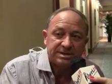Antonio Cerreto, ex Sindaco di Maddaloni - XV Congresso di Radicali italiani