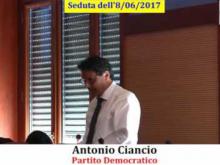 Seduta del Consiglio Municipale Roma VII dell'8/06/2017