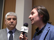 """Antonio Crucitti - Presentazione del libro """"#iodamorenonmuoio"""" di Arcangelo Badolati, Luigi Pellegrini Editore"""